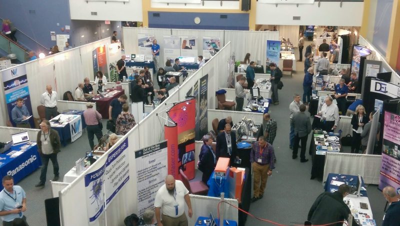 NEDME - 2018 Over 500 Exhibitors and Attendees